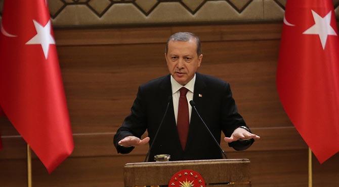 Cumhurbaşkanı Erdoğan'dan kriz sonrası ilk temas!