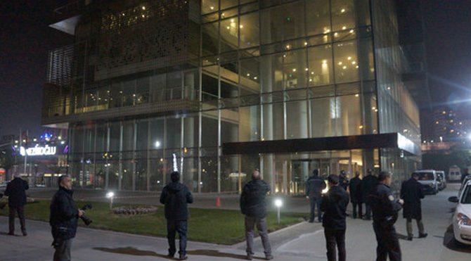 Hürriyet'in Ankara bürosuna silahlı saldırı iddiası!
