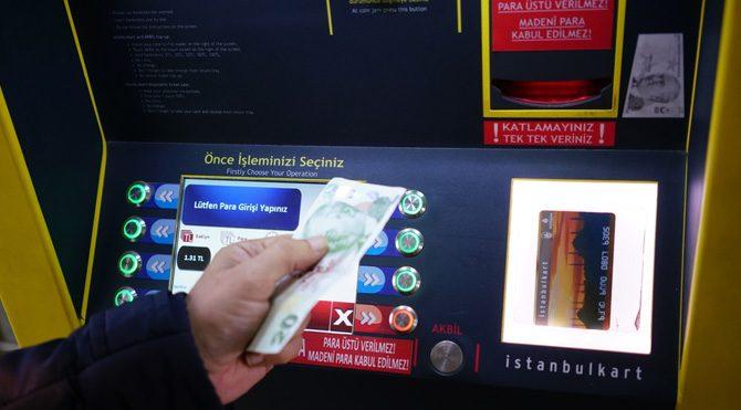 İstanbulkart ücretine mahkeme 'dur' dedi!
