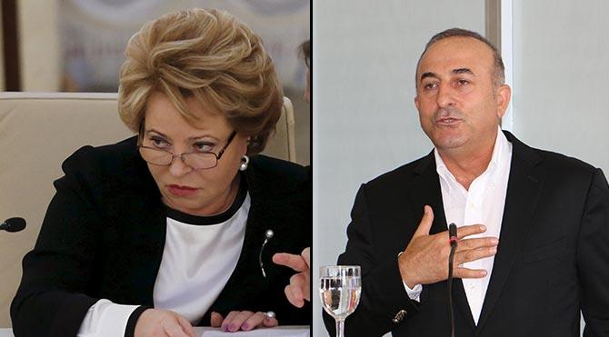Türkiye ile Rusya arasında kritik görüşme!