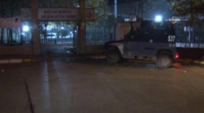 İstanbul Bağcılar'da polise silahlı saldırı!