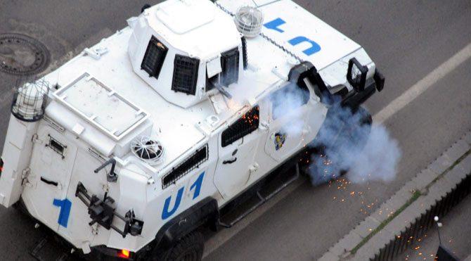 Sur'da çatışma: 1 polis yaralı!