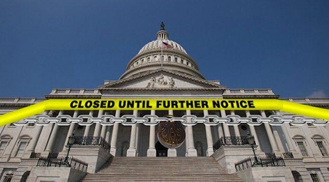 ABD'de 5 gün daha kepenk kapanmayacak!