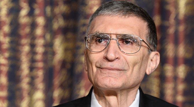 Nobel ödüllü Aziz Sancar DNA araştırmasını anlattı