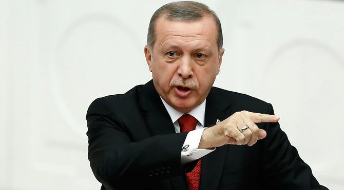 Erdoğan'dan İran basınına tepki!