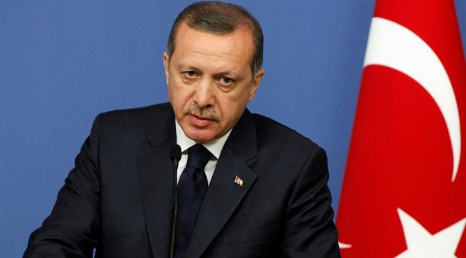 Erdoğan'a Yüce Divan için imza tamam