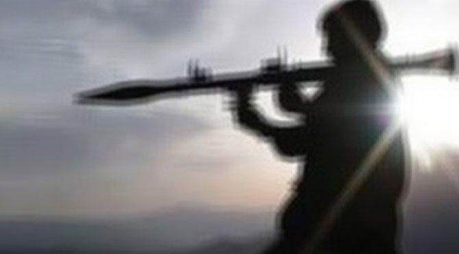 Polise Dargeçit'te roketli saldırı: 2 yaralı