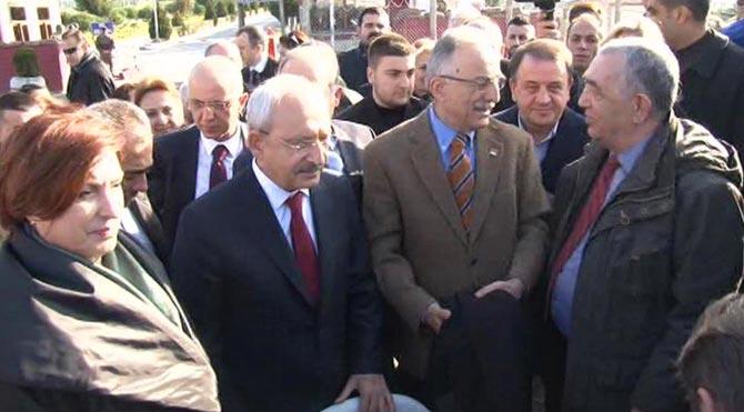 Kılıçdaroğlu Silivri'de: Büyük ayıp!
