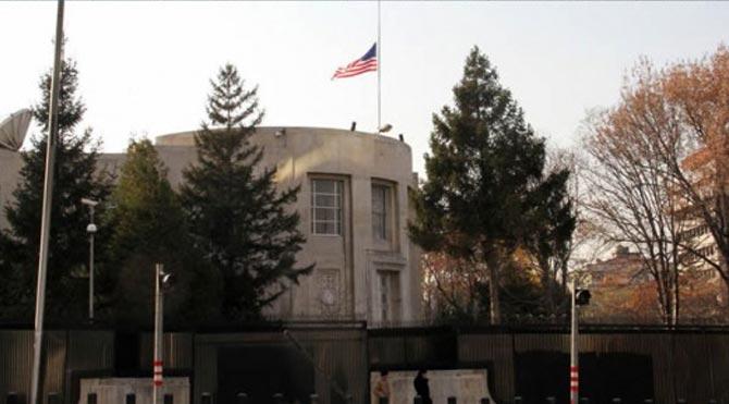 ABD Büyükelçiliği'nden flaş karar
