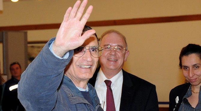 Nobel sahibi Prof. Dr. Aziz Sancar Türkiye'de