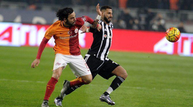 Beşiktaş Galatasaray geniş maç özeti izle (BJK 2-1 GS maç özeti, golleri)