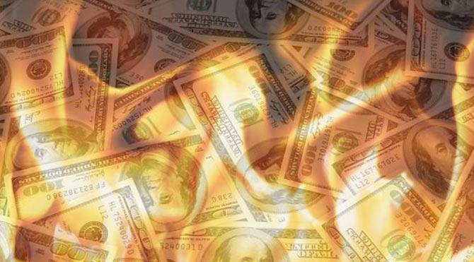 Dolar yeniden 3 lira sınırında