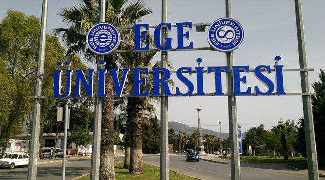 Ege Üniversitesi'nde cami/mescit kampanyası