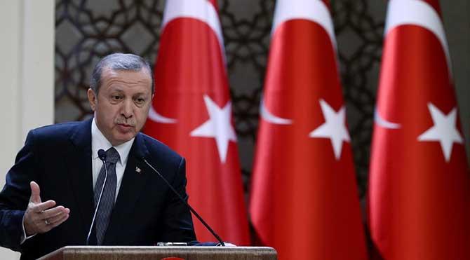TÜBA ödül töreninde Erdoğan'dan 'Yeni Türkiye' vurgusu!