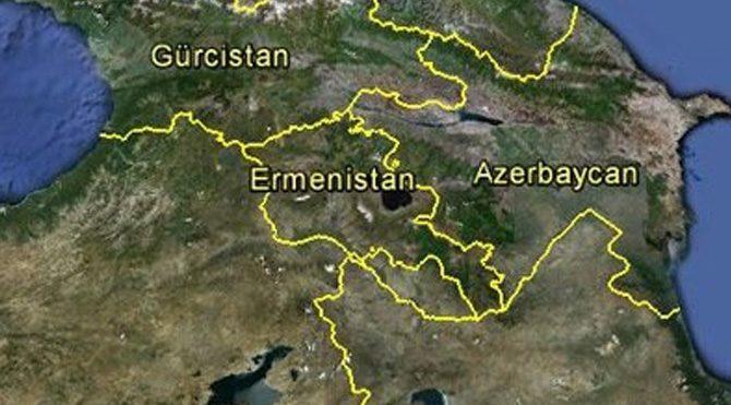 Ermenistan sınırına Rus sevkiyatı!