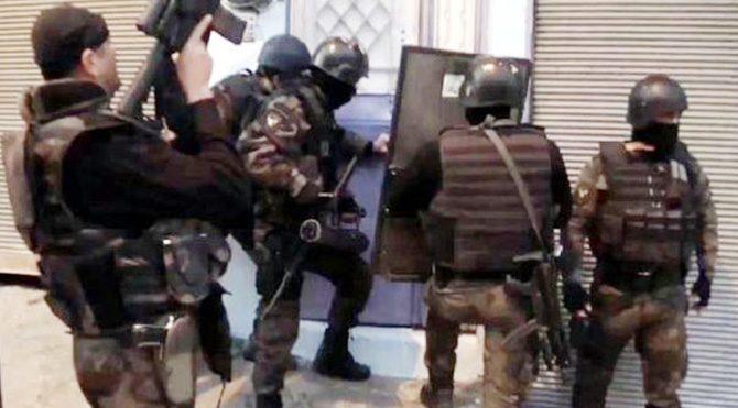 Gaziantep'te 'Torbacı' operasyonu!