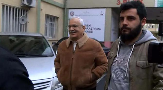 AKP'li eski vekil İlhan İşbilen'e tutuklama!