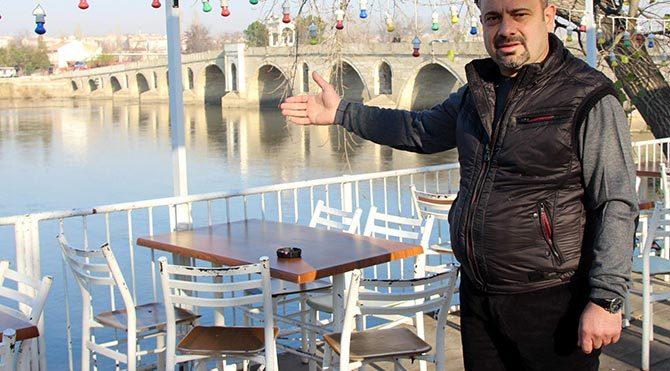 Nehir kenarındaki tesislere yıkım kararı