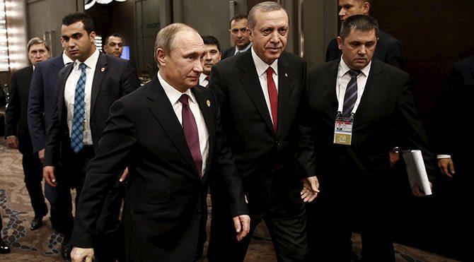 """""""Erdoğan-Putin zirvesi gerçekleşmeyecek"""""""