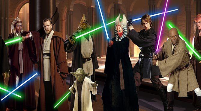 Yeni bir inanç doğuyor: Jedi dini