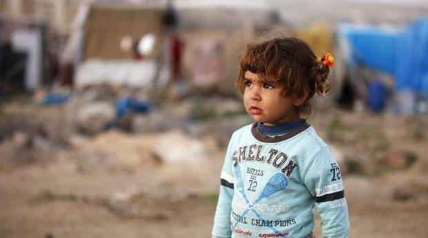 Suriyeli kız çocukları için UNICEF destekli eğitim merkezi !