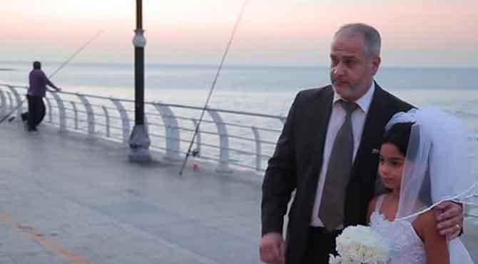 Lübnan'da 'çocuk gelin' deneyi!