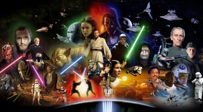 Star Wars karakterleri ve özellikleri