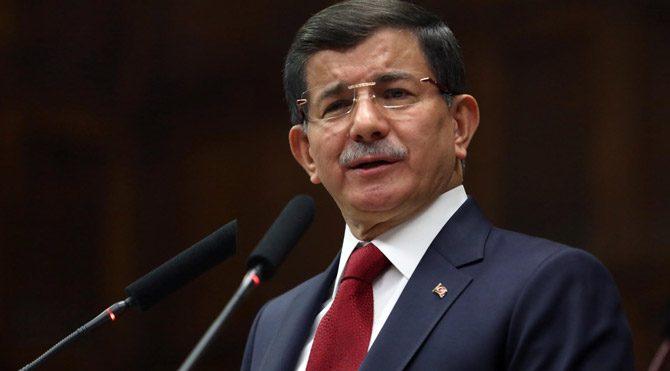 Davutoğlu'ndan 'hendek' yorumu