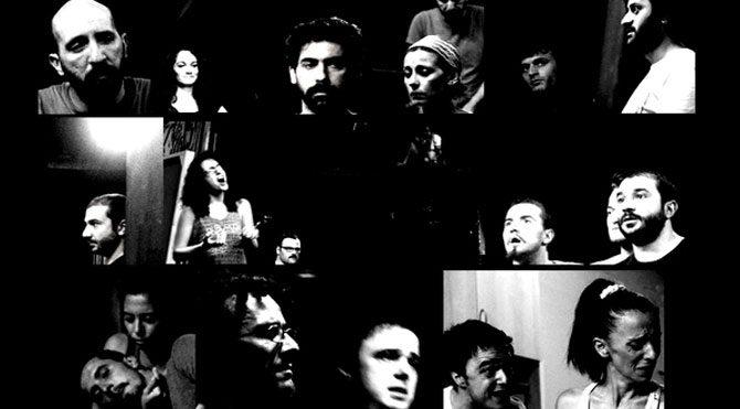 Hamlet, Talimhane Tiyatrosu'nda