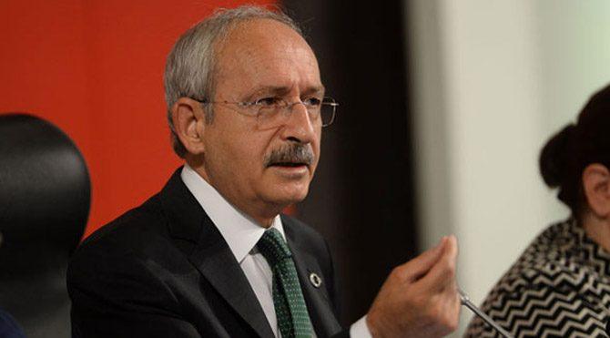 Kılıçdaroğlu'ndan yeni anayasaya destek