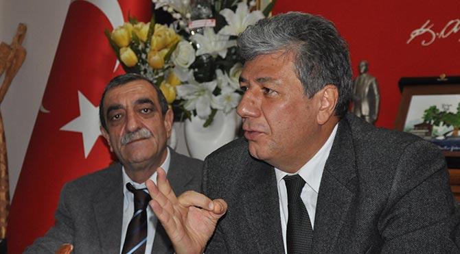 Mustafa Balbay aday olduğunu söyledi!