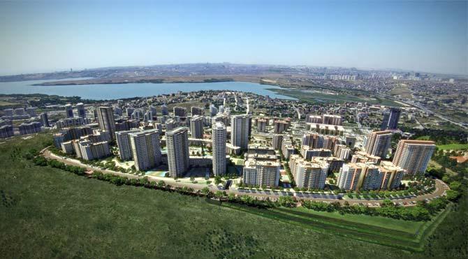 Tema İstanbul'da son daireler satışta