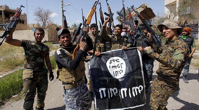 """""""IŞİD vergi toplayarak ayakta kalıyor"""""""