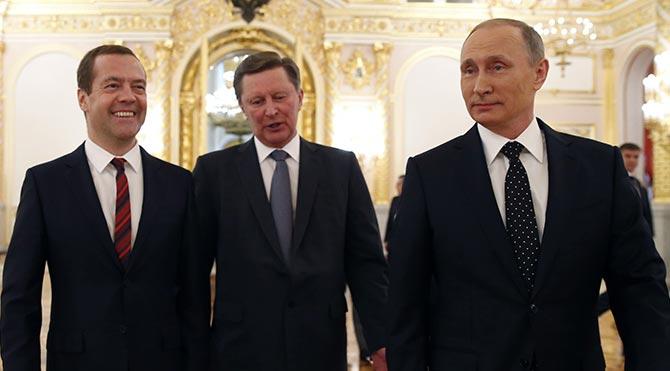 Rusya Devlet Başkanı Putin neden kovboy gibi yürüyor?