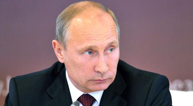 Putin ile Kerry bir araya geldi!
