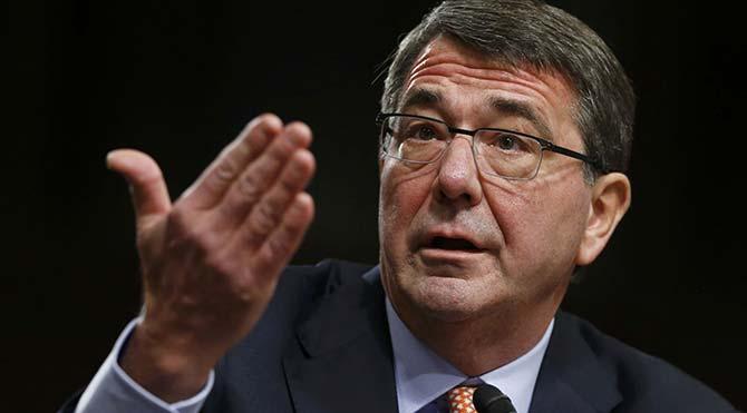 """ABD Savunma Bakanı: """"Türkiye'nin hem hava hem de kara gücü katkısını bekliyoruz"""""""