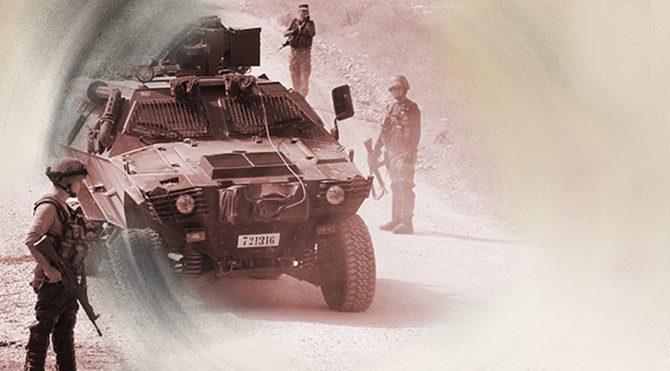 PKK'dan bombalı saldırı: 3 asker yaralı