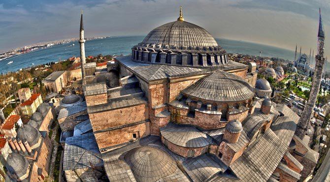 MHP'li Yusuf Halaçoğlu: Ayasofya cami olsun!