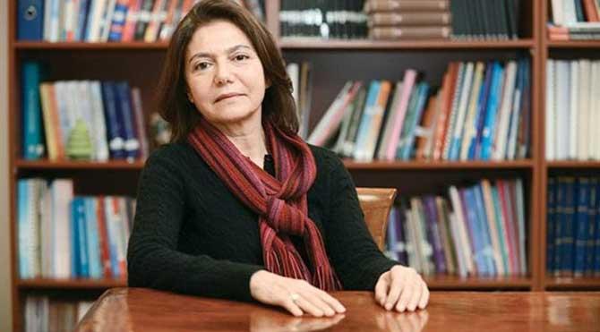Prof. Dr. Ayşe Buğra'ya 2015 Dünya Bilim Akademisi Ödülü!