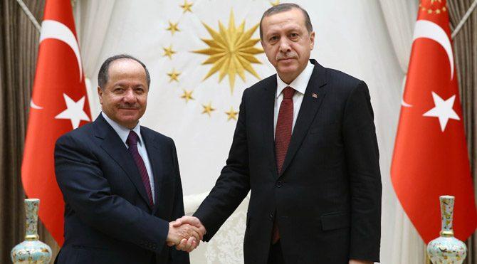 Barzani ile PKK'nın arası açıldı!