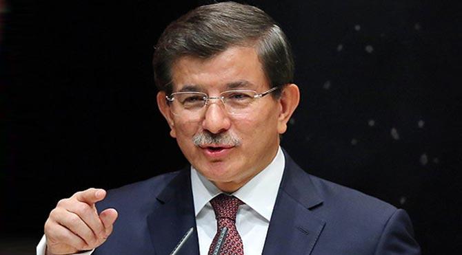 Davutoğlu'ndan Başika açıklaması!