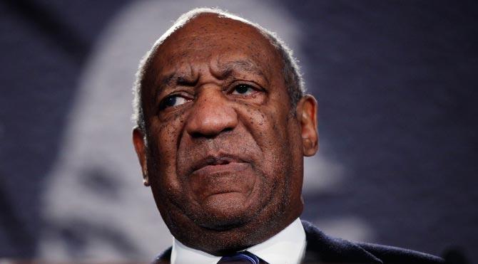 Cosby'den 'itibarıma leke sürüldü' davası