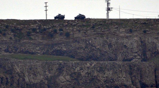 10 bin asker Cizre'de