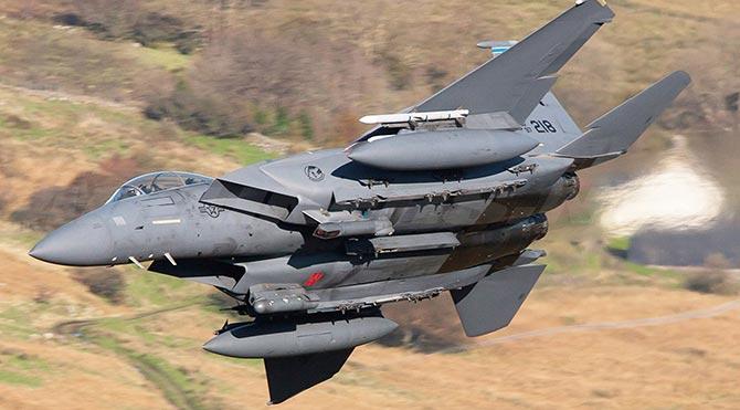 ABD, İncirlik Üssü'ndeki F-15'leri geri çekiyor!