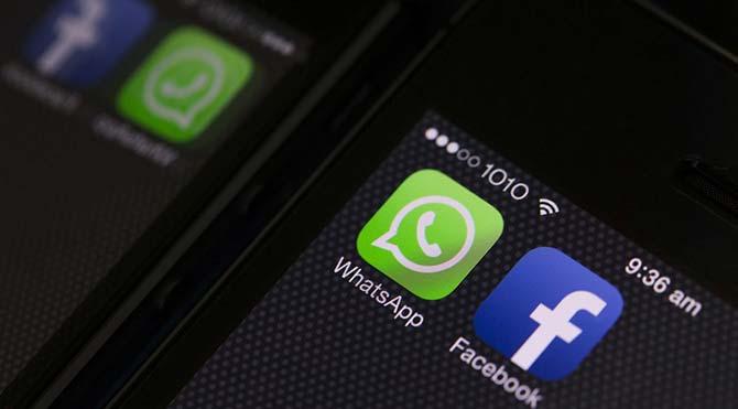 AB'den Whatsapp, iTunes ve Facebook için 16 yaş sınırı
