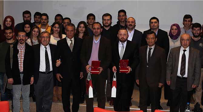 Suriye Türkmenleri'nin dünü ve yarını üniversitede konuşuldu!