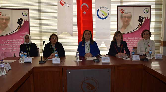 Prof. Dr. Şerifoğlu: Kadın profesör görece çok, kadın yönetici yok!