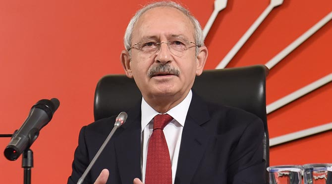 Kılıçdaroğlu MÜSİAD heyetini kabul etti