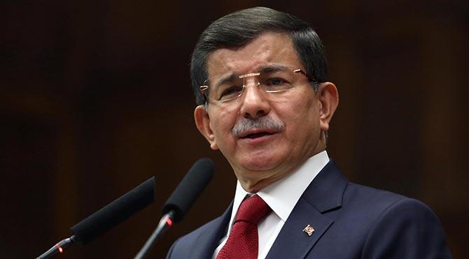 Davutoğlu'ndan FED açıklaması!