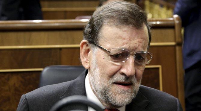 İspanya Başbakanı saldırıya uğradı!